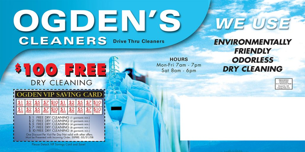 Ogden Cleaners PC