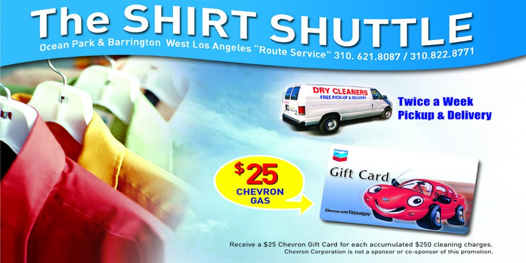 The Shirt Shuttle