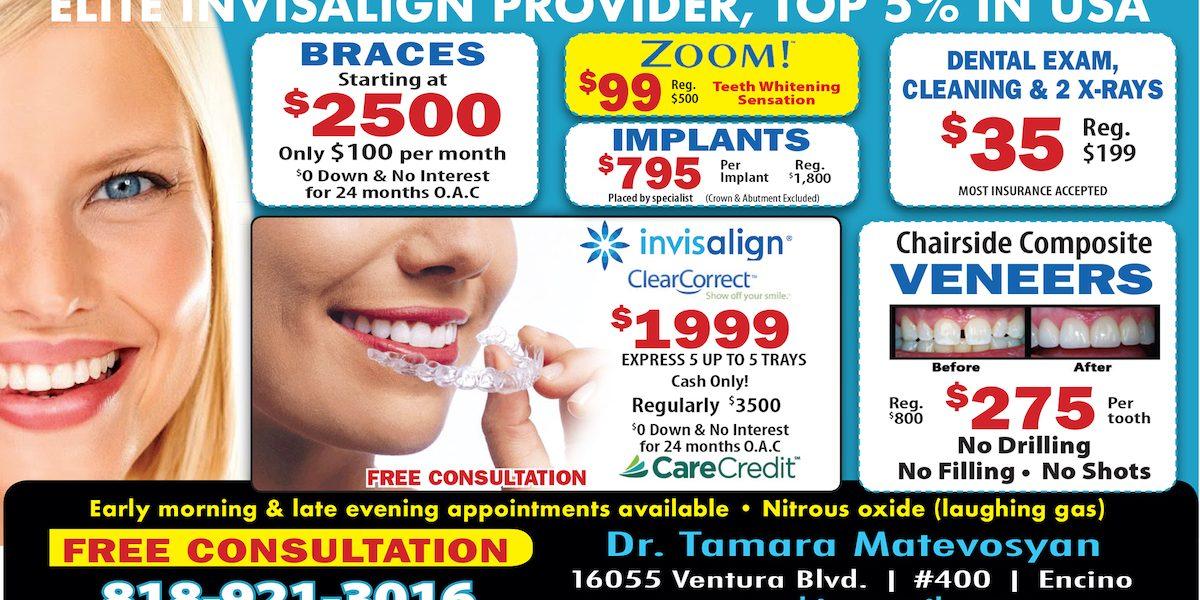 Tarzana Dental.indd